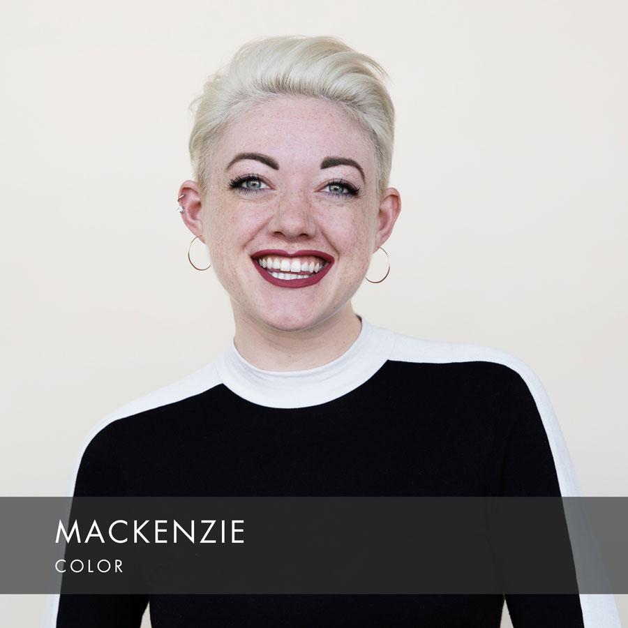 Mackenzie at HAUS Salon North Loop