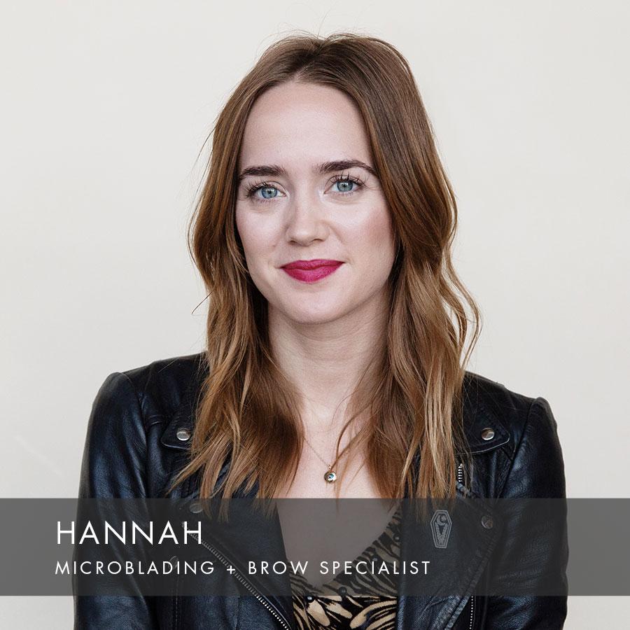 Hannah at HAUS Salon North Loop