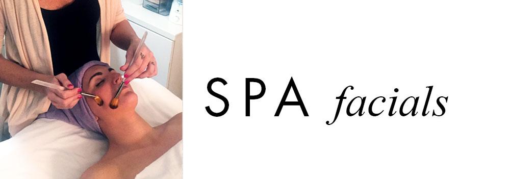 Spa and Facials at HAUS Salon