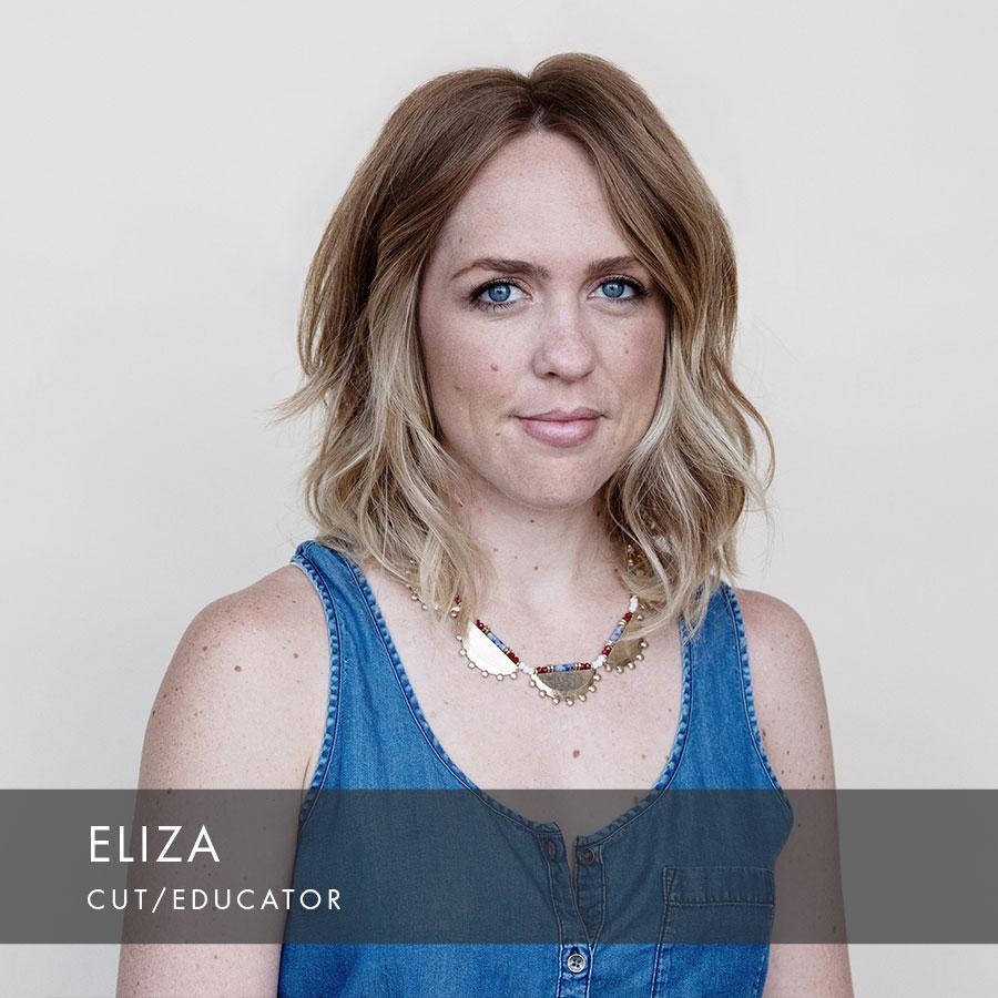 Eliza at HAUS Salon