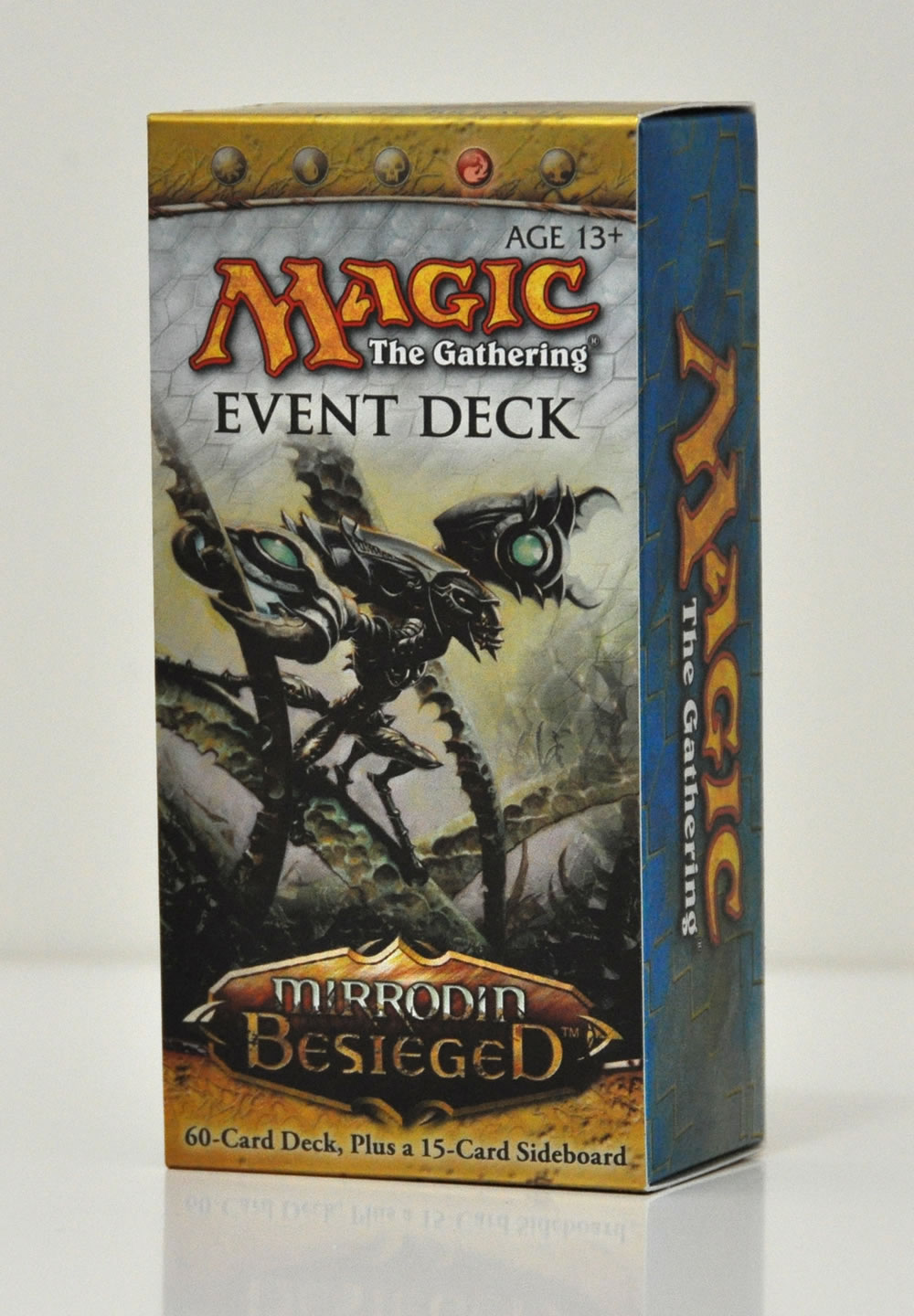 Mirrodin Besieged Event Deck Box
