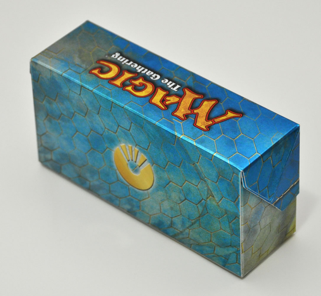 Rear of the Event Deck deck box