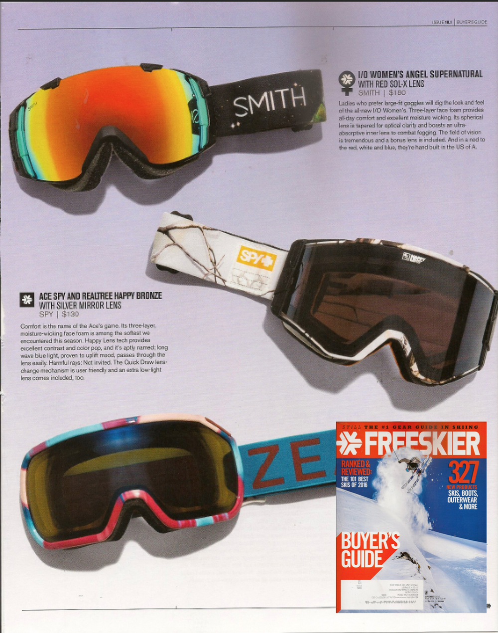 Freeskier, September 2015