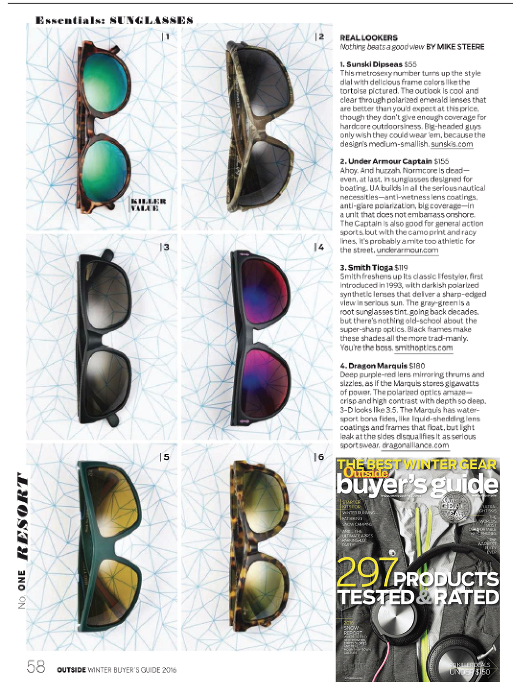 Outside Winter Buyer's Guide 2015