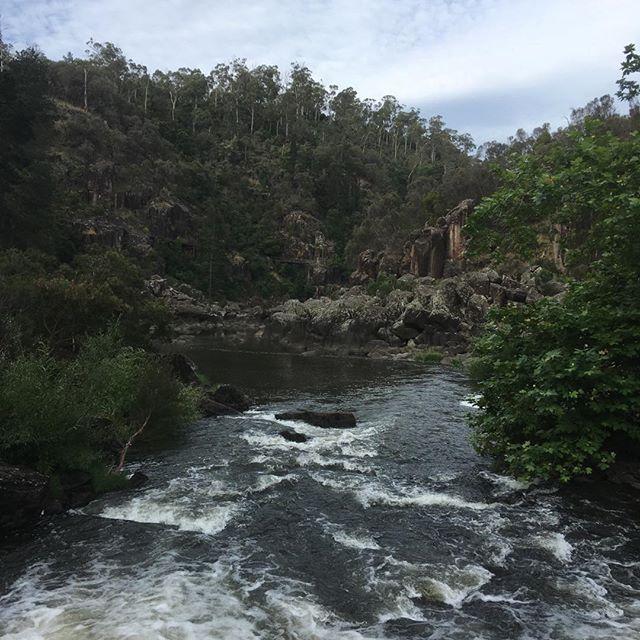 Gorge river
