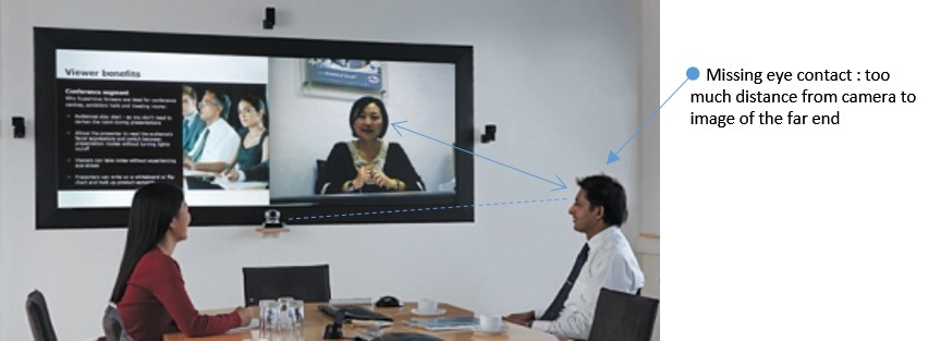 DNP   (2015). Videoconferencing with large optical screens. Retrieved   from http://www.dnp-screens.com/DNP08/Segmenter/Conference-room/Video-conference-screen.aspx
