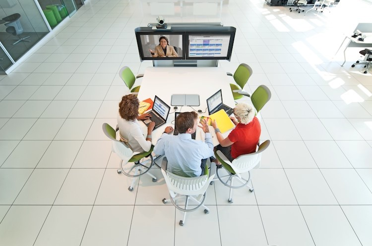 Open Space Videoconferencing (Fast Company Inc., 2016)