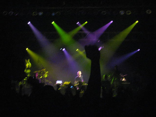 sts9 concert show lights