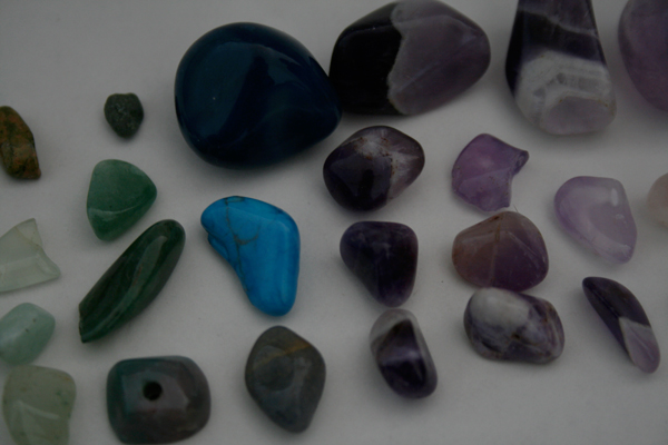 crystal stone collection