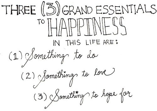 happiness list