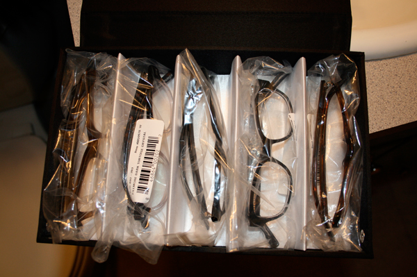 Warby Parker Frames Home Try-on