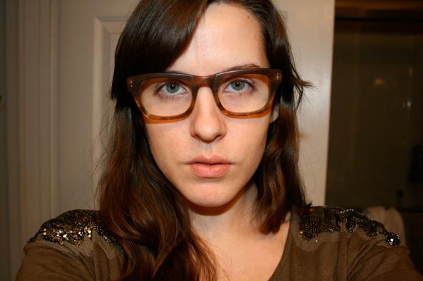 Warby Parker Huxley Light Tortoise Matte