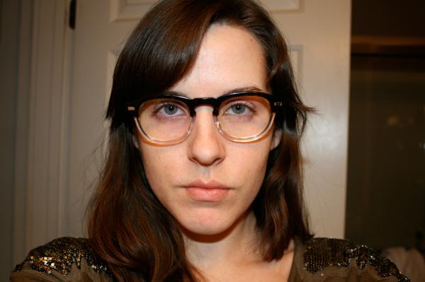 Warby Parker Fillmore Dark Tortoise Crystal