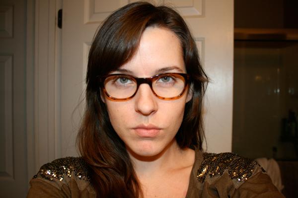 Warby Parker Webb Amber Tortoise