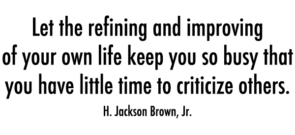 H. Jackson Brown, Jr. Quote