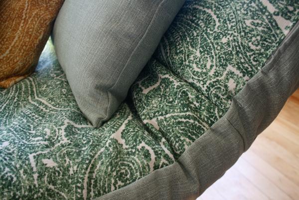futon fabric