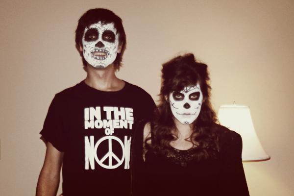 halloween, day of the dead, dia de los muertos
