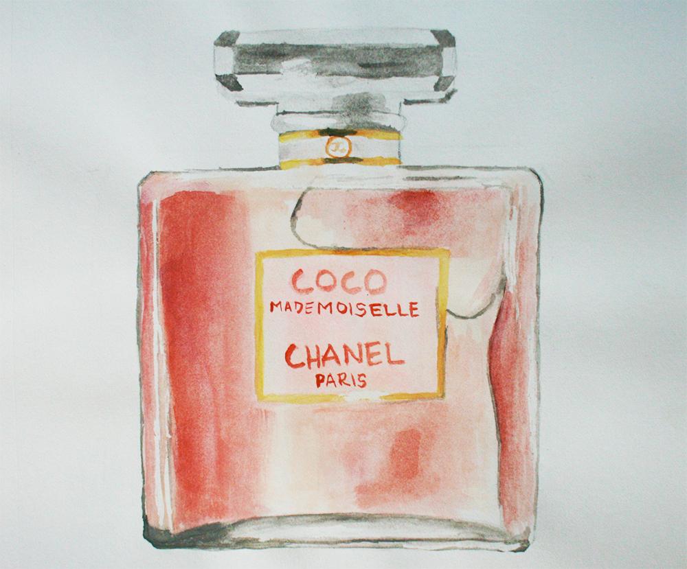 Coco Mademoiselle Perfume Chanel Paris