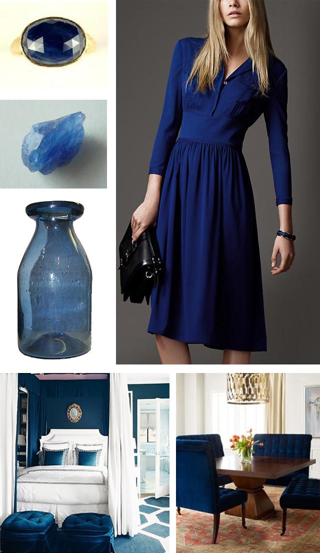 september birthstone blue sapphire