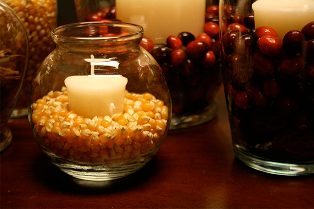 thanksgiving centerpiece decorations