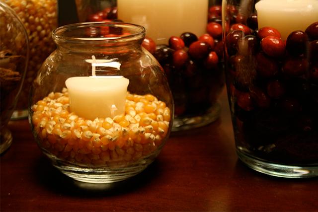 thanksgiving centerpiece decorations