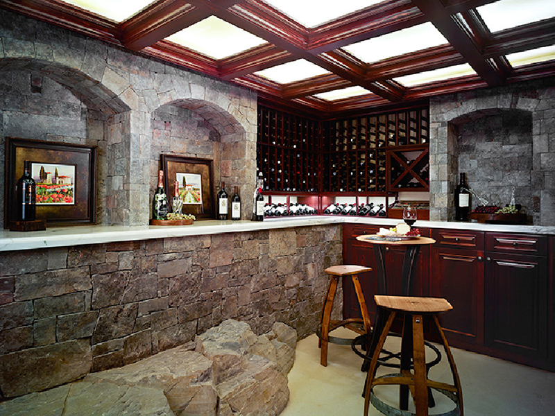 stone wine cellar estate