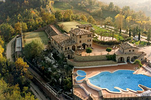 luxury italian villa