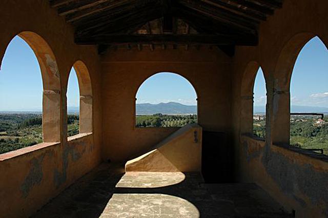 luxury italian villa
