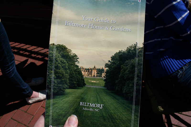 the biltmore guidebook