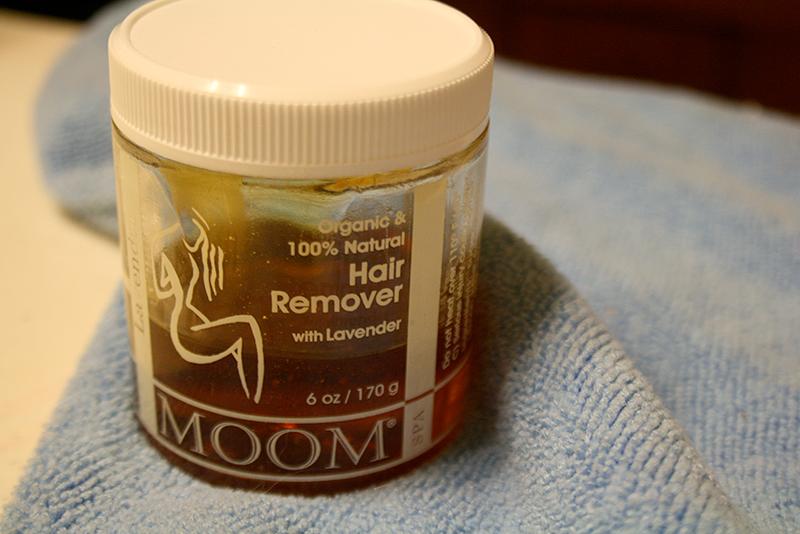 moom sugar wax