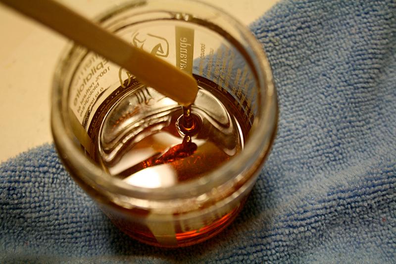 consistency sugar wax heating