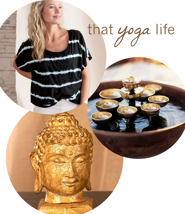 yoga life and goods