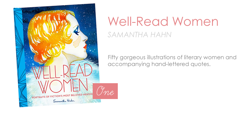 well-read women, samantha hahn