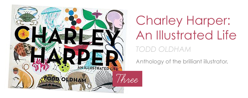 charley harper: an illustrated life, todd oldham