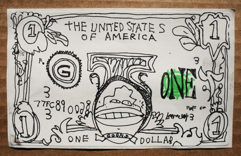 goon dollar bill