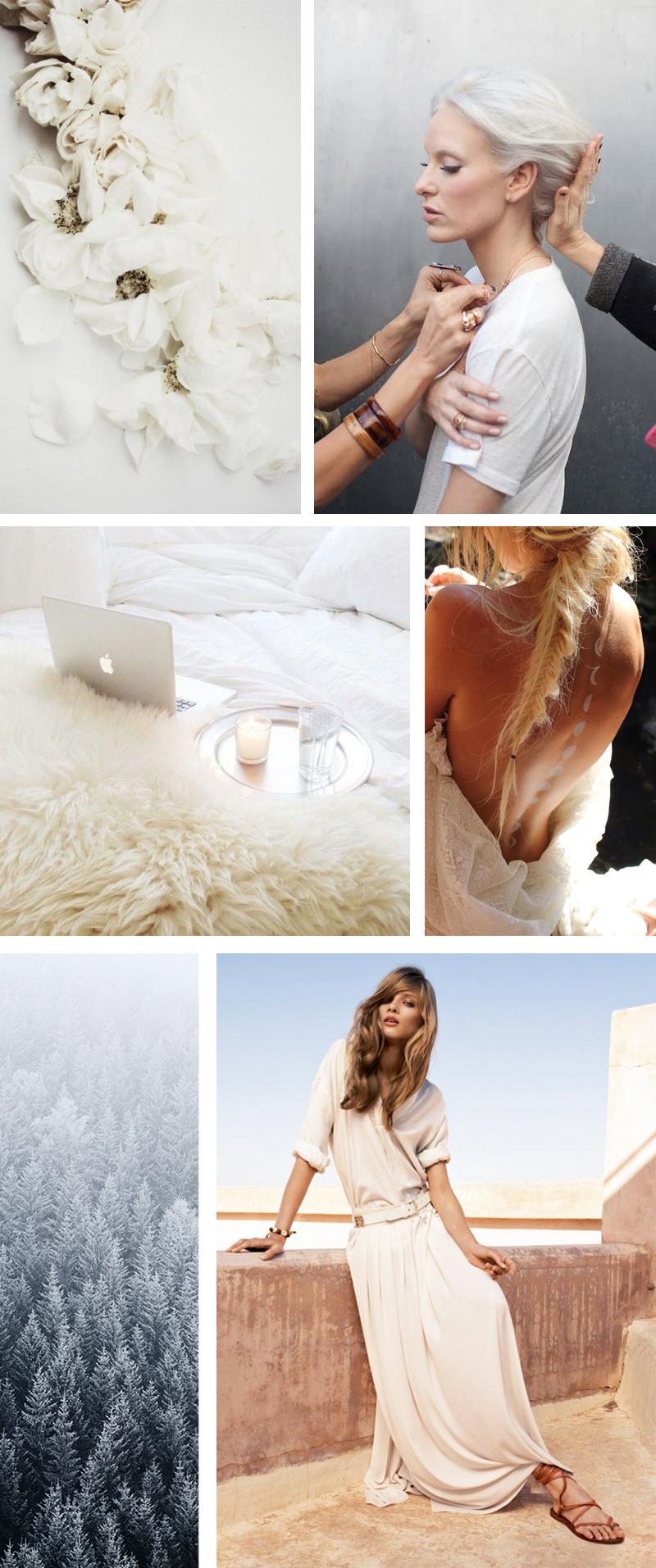 Noted: Winter White