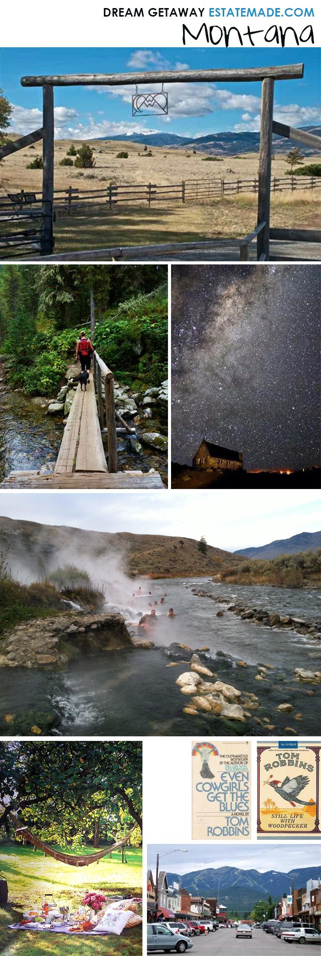 Dream Getaway: Montana