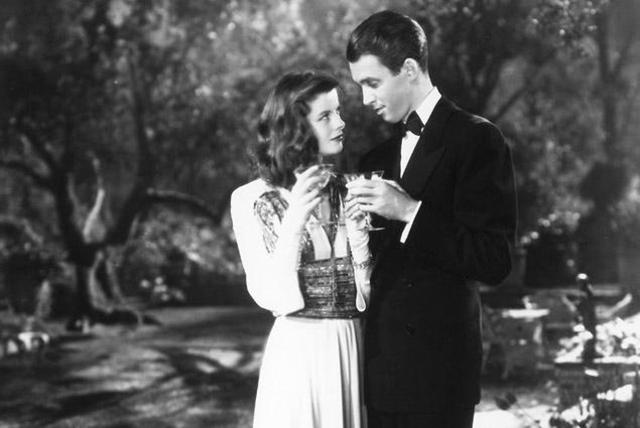 Katharine Hepburn in Philadelphia Story