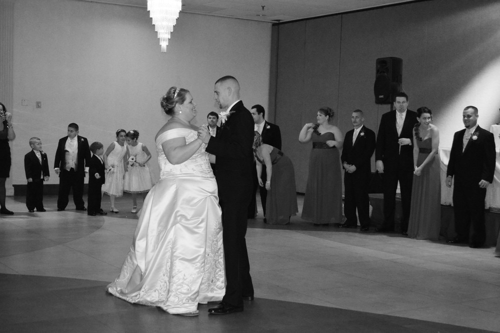 First dance wedding Ashley's Perfect Prints