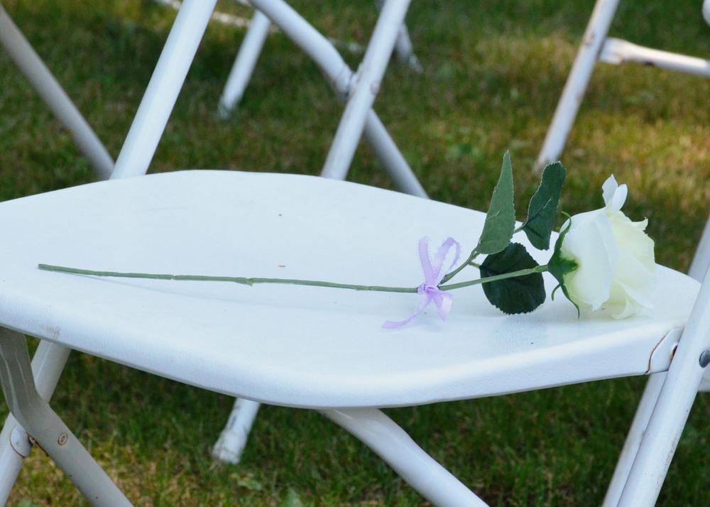 Memorial flower