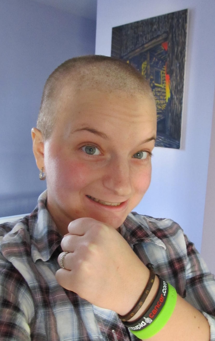 Diagnosed with Hodgkin's Lymphoma (February 2011)