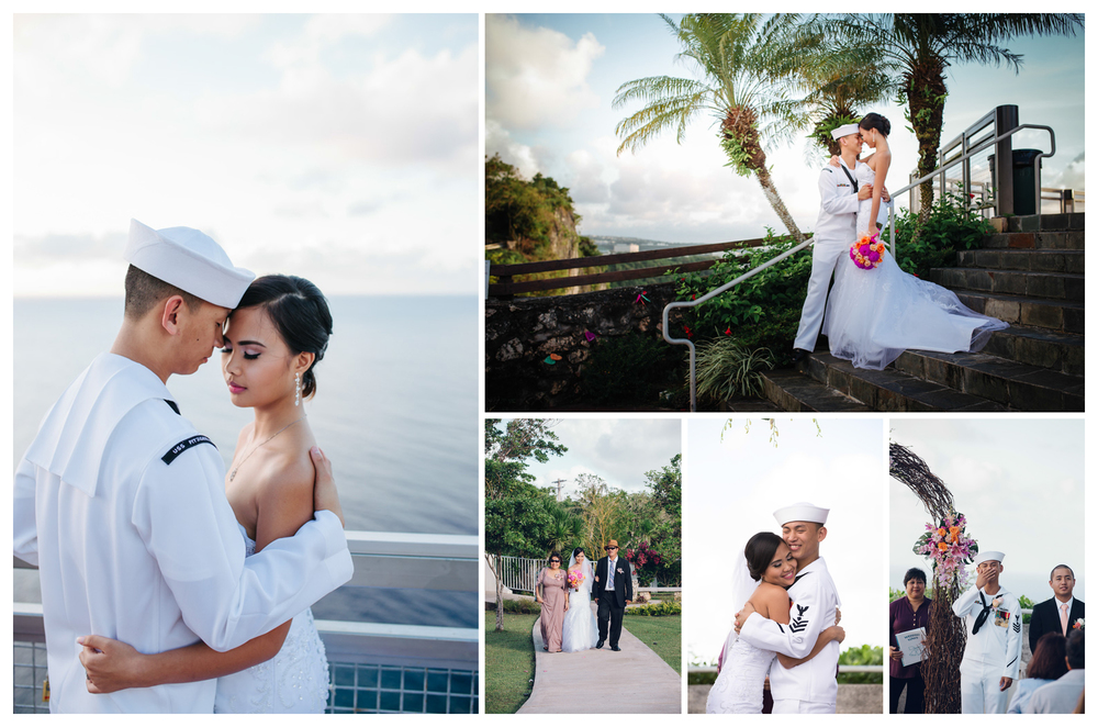 Yvonne Boon Guam Wedding Photographer