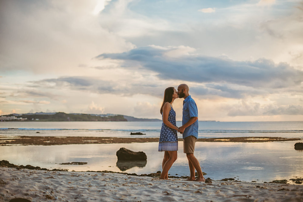 Guam Engagement Photographer__Guam Sunset