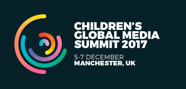 5-7th December        - Children's Global Media Summit, Manchester                          Tickets