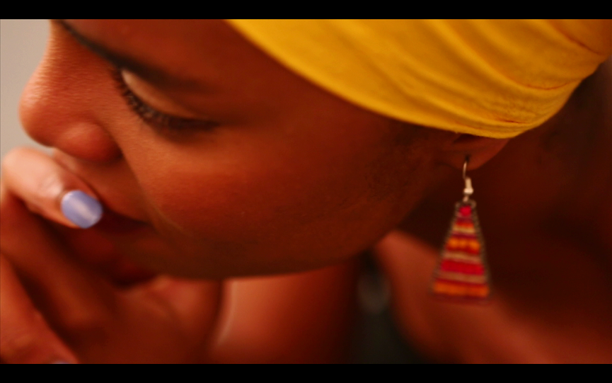 Credit: Kalungi Ssebandeke from the spoken word performance of 'Black Orpheus'.