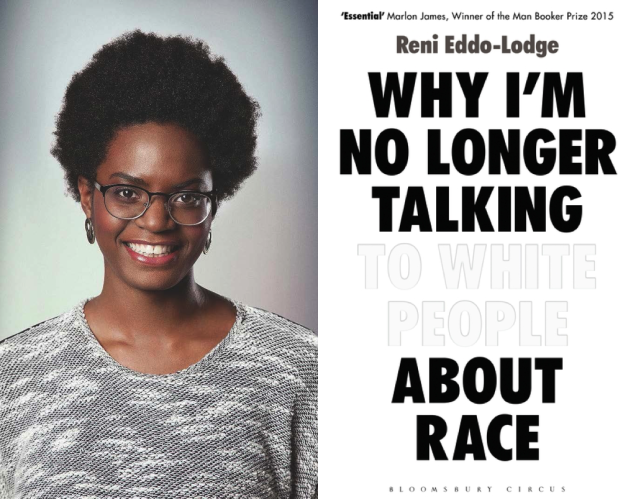 24th October - In conversation with Reni-Eddo Lodge on her Bailey Gifford nominated book - 'Why I'm No Longer Talking to White People About Race'. Blackwells, Oxford.