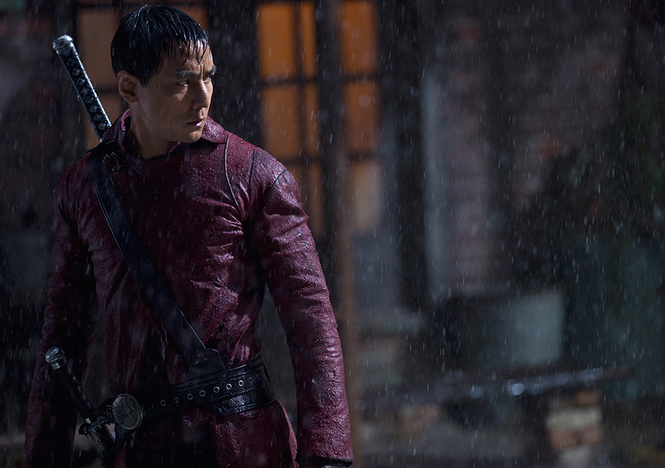 Daniel Wu as Sunny. Credit: James Dimmock/AMC