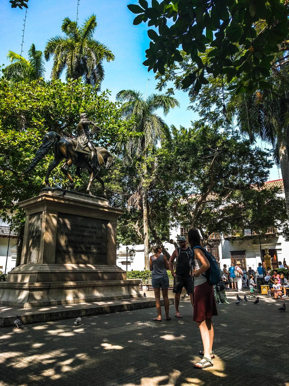 Cartagena- Jess Park with Statue RTW.jpg
