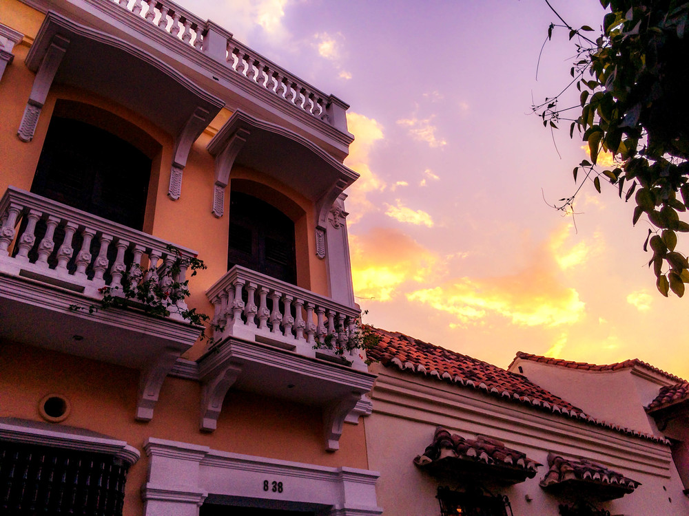 Cartagena- roof line sunset RTW.jpg