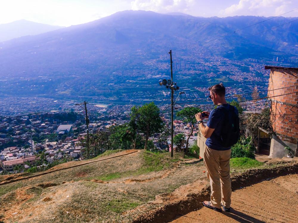 Medellin- nate with city behind.jpg